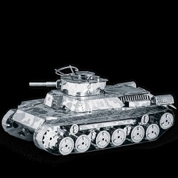 Metal Earth Chi Ha Panzer