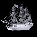Metal Earth Piratenschip Black Pearl