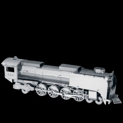 Metal Earth Locomotief