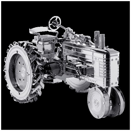 Metal Earth Tractor