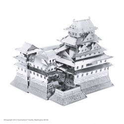 Metal Earth Himejijo Castle
