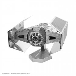 Metal Earth Star Wars Darth Vader's TIE Fighter