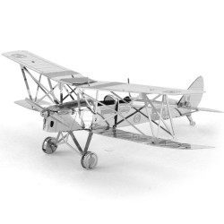Metal Earth DH82 Tiger Moth